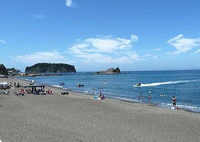 勝山海水浴場
