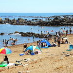 海鹿島海水浴場