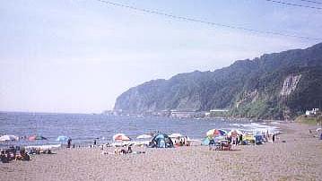 保田海水浴場