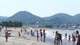 上総湊海水浴場