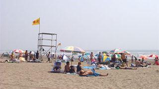 南浜海水浴場
