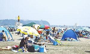 飯岡海水浴場