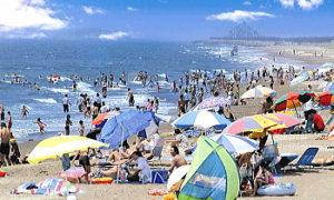 富津海水浴場